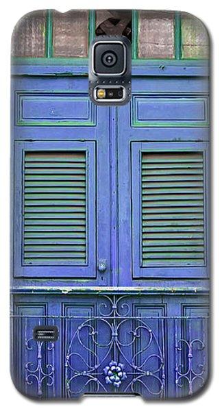 Blue Door Galaxy S5 Case