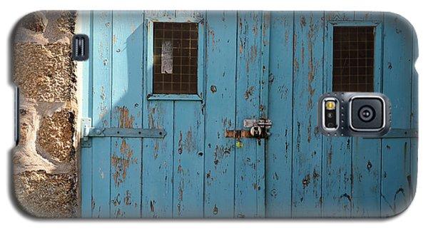 Blue Doors Galaxy S5 Case