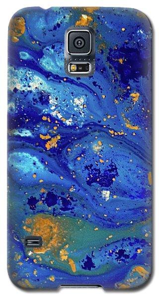 Blue Dream Galaxy S5 Case by Sean Brushingham