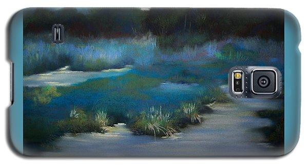 Blue Eden Galaxy S5 Case