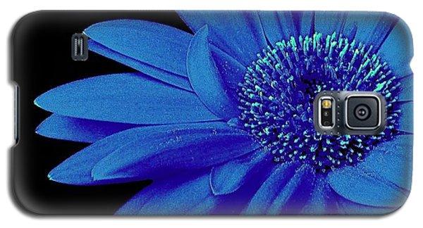 Blue Galaxy S5 Case by Elfriede Fulda
