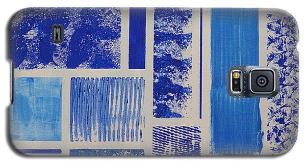 Blue Expo Galaxy S5 Case