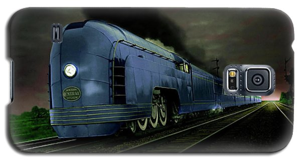 Blue Express Galaxy S5 Case