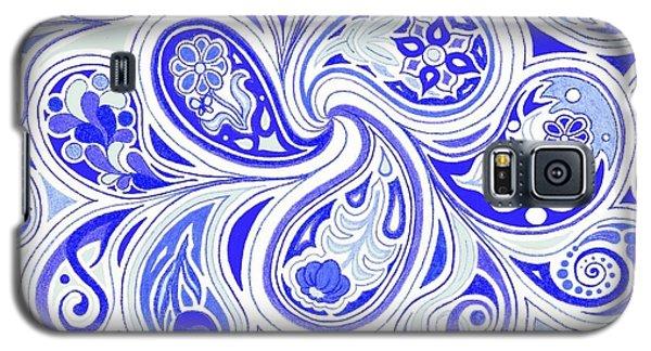 Blue Fantastic Galaxy S5 Case