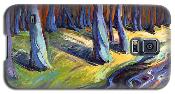 Blue Forest Galaxy S5 Case