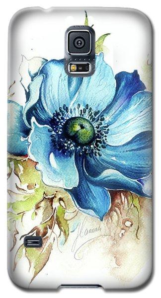 Blue Gem Galaxy S5 Case