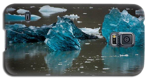 Blue Gems Galaxy S5 Case