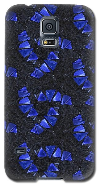 Blue Glass  Galaxy S5 Case