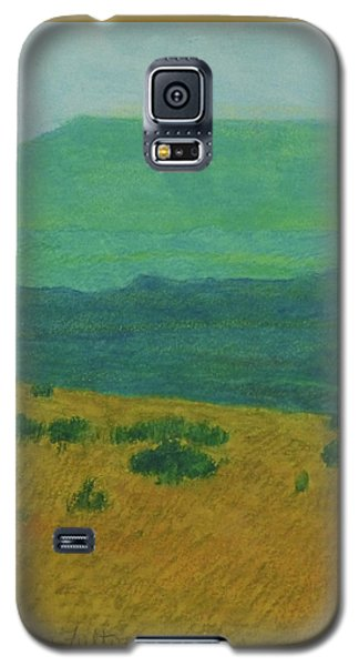 Blue-green Dakota Dream, 1 Galaxy S5 Case