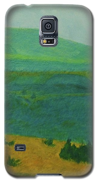 Blue-green Dakota Dream, 2 Galaxy S5 Case