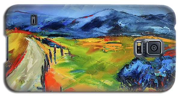 Blue Hills By Elise Palmigiani Galaxy S5 Case