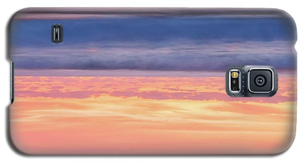 Galaxy S5 Case featuring the photograph Apricot Delight by Az Jackson