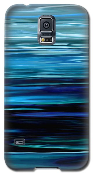 Blue Horrizon Galaxy S5 Case