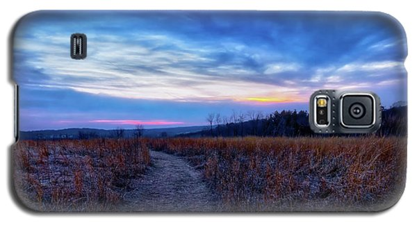 Galaxy S5 Case featuring the photograph Blue Hour After Sunset At Retzer Nature Center by Jennifer Rondinelli Reilly - Fine Art Photography