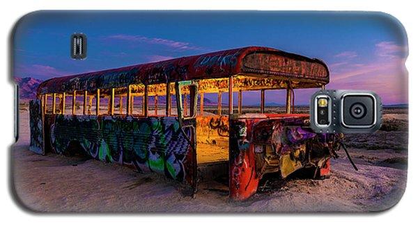 Blue Hour Bus Galaxy S5 Case