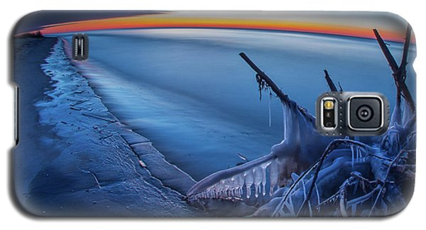 Blue Hour Fisheye Galaxy S5 Case