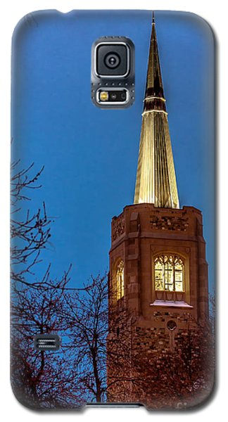 Blue Hour Steeple Galaxy S5 Case