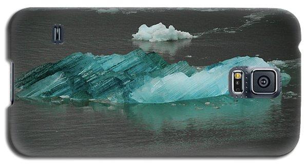 Blue Iceberg Galaxy S5 Case