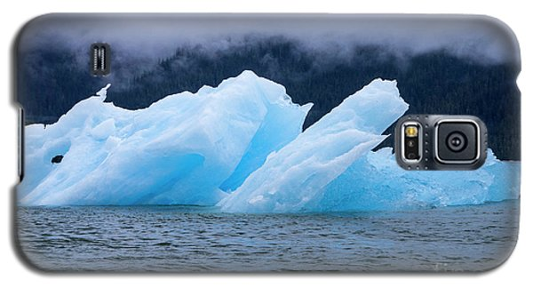 Blue Iceberg Galaxy S5 Case