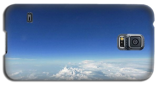 Galaxy S5 Case featuring the photograph Blue In The Sky by AmaS Art