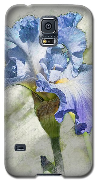 Blue Iris 2 Galaxy S5 Case