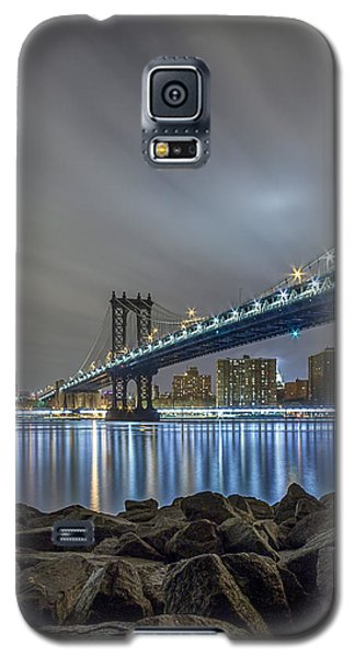 Blue Lagoon  Galaxy S5 Case by Anthony Fields