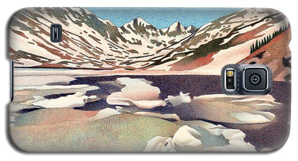 Blue Lakes Colorado Galaxy S5 Case
