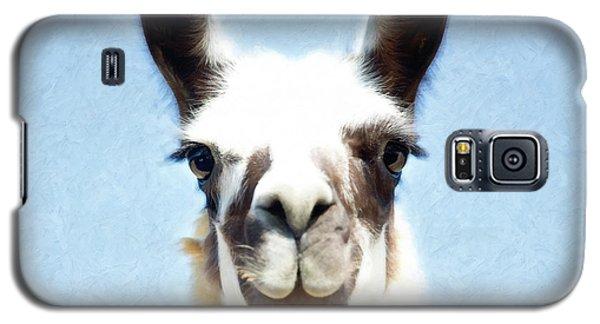 Blue Llama Galaxy S5 Case