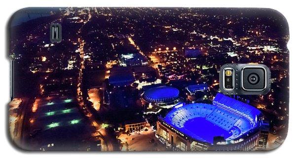 Blue Lsu Tiger Stadium Galaxy S5 Case