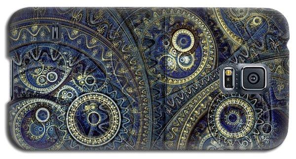 Blue Machine Galaxy S5 Case