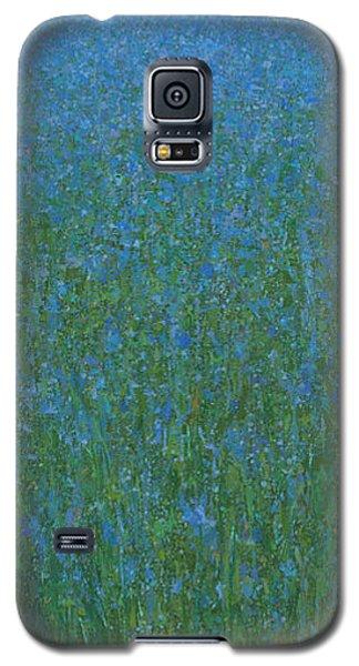 Blue Meadow 1 Galaxy S5 Case