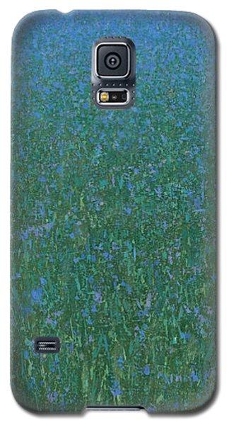 Blue Meadow 2 Galaxy S5 Case by Steve Mitchell