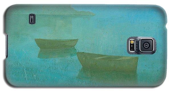 Blue Mist At Erbalunga Galaxy S5 Case