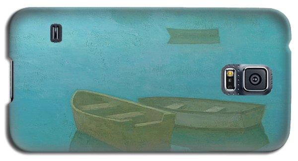 Blue Mist Galaxy S5 Case