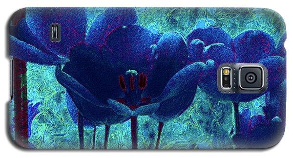 Blue Mood Galaxy S5 Case
