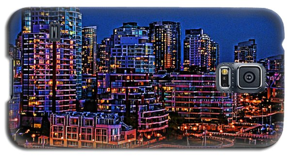 Blue Moon 2 Galaxy S5 Case by Lawrence Christopher