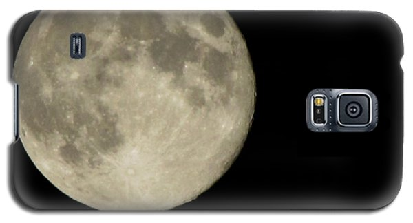 Blue Moon 2012 Galaxy S5 Case