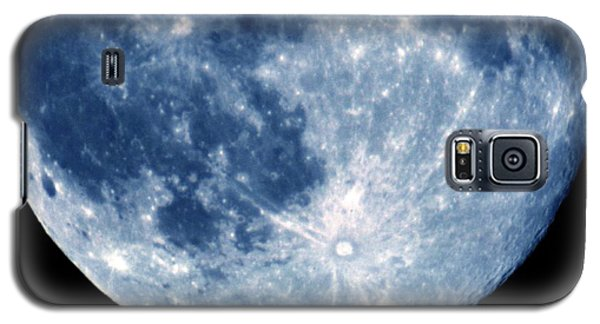 Blue Moon 7-31-15 Galaxy S5 Case