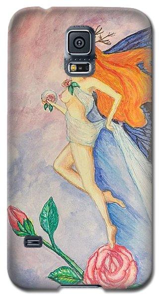Blue Moon Dancer Galaxy S5 Case