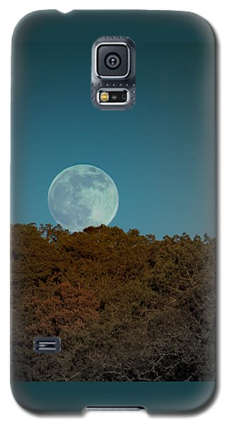 Blue Moon Risign Galaxy S5 Case