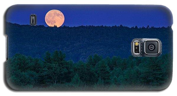 Blue Moon Galaxy S5 Case