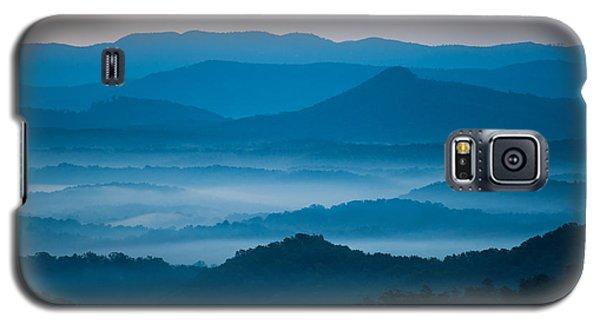 Blue Morning Galaxy S5 Case
