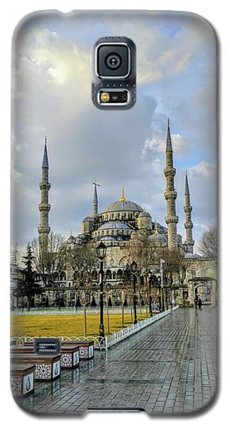 Blue Mosque Galaxy S5 Case