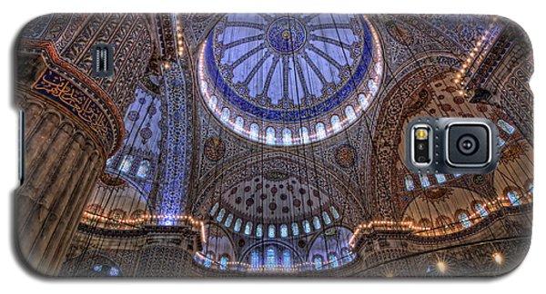 Blue Mosque Galaxy S5 Case