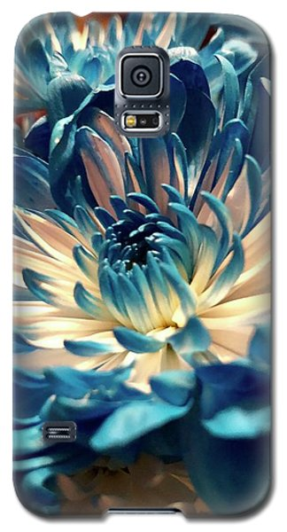 Blue Mum Galaxy S5 Case