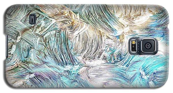 Blue Palette Galaxy S5 Case by Athala Carole Bruckner