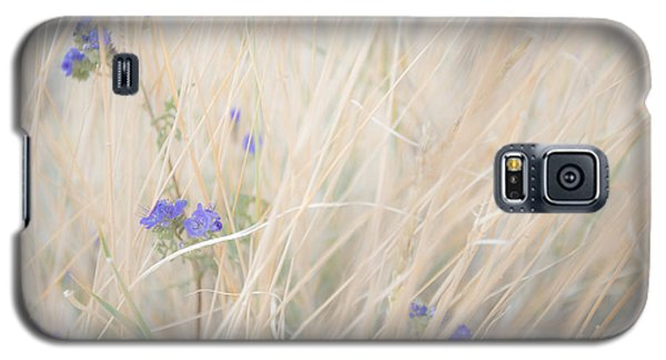 Blue Phacelia Galaxy S5 Case