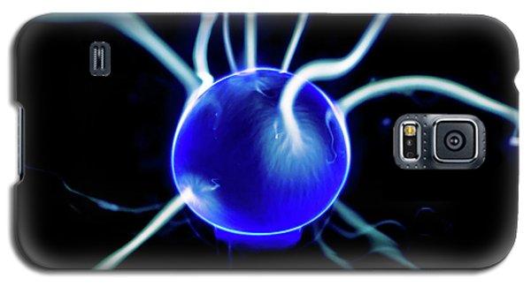 Blue Plasma Galaxy S5 Case
