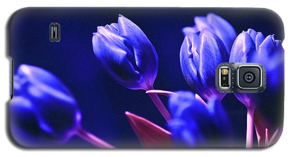 Blue Poetry Galaxy S5 Case