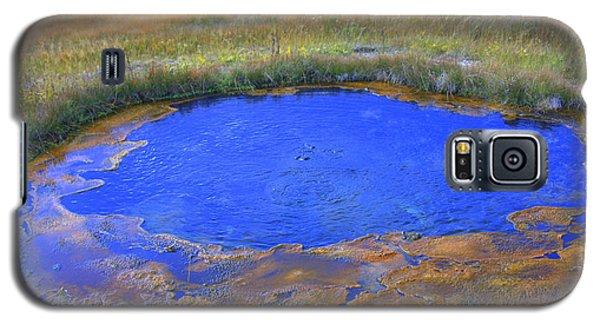 Blue Pool Galaxy S5 Case